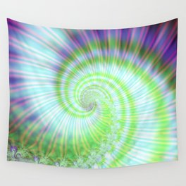 Fractal Abstract 86 Wall Tapestry