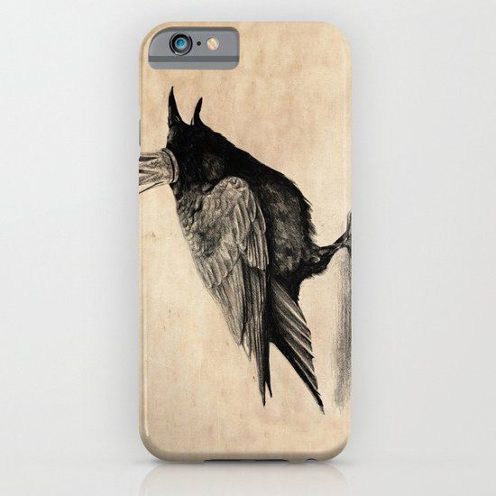 Raven iPhone & iPod Case