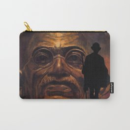 Gandhi - the walk Carry-All Pouch