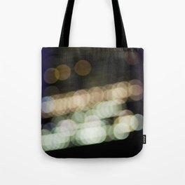 NYC Bokeh Tote Bag