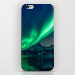 Aurora Borealis (Northern Lights) iPhone Skin