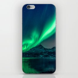 Aurora Borealis (Northern Lights) iPhone Skin