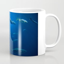 Just Swimming Coffee Mug