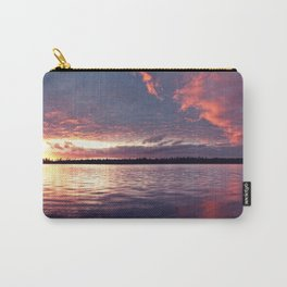 Miramichi Sunset Carry-All Pouch