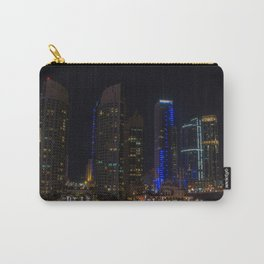 Dubai Marina waterways Carry-All Pouch