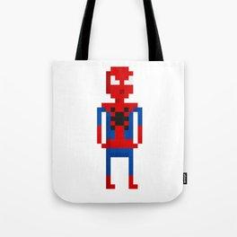 Peter Parker Tote Bag