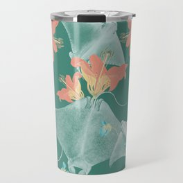 Lilies that sting Travel Mug
