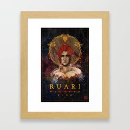 Ruari Framed Art Print