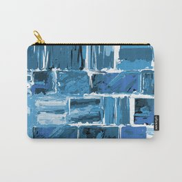 486 - Abstract Collection Carry-All Pouch
