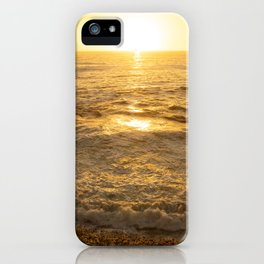 Sunset La Jolla by Reay of Light iPhone Case