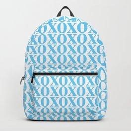 Light Blue XOXO Backpack