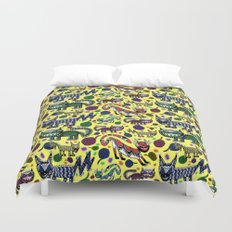 SNEAKY CATS Duvet Cover