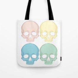 Pastel death Tote Bag