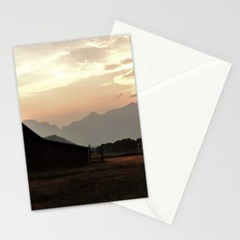 Spirit of the West Stationery Cards