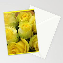 Roses Roses Roses Stationery Cards