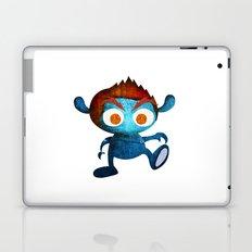 Mr. Blue Laptop & iPad Skin
