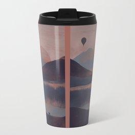Adrift in the Mountains... Travel Mug