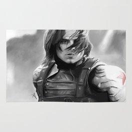 Winter Soldier/Bucky Barnes Rug