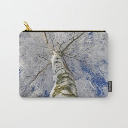 Snow worlds Carry-All Pouch
