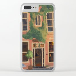 Magic in the Holocene Clear iPhone Case
