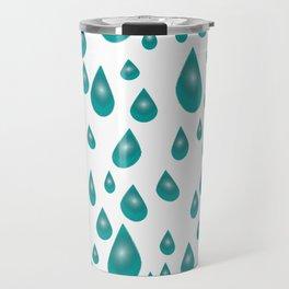 RainDrops Travel Mug