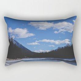 First Melt Rectangular Pillow