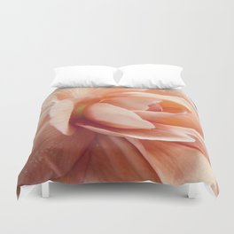 peachy Duvet Cover