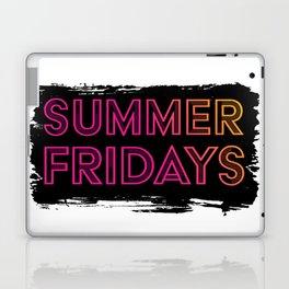 Summer Fridays Laptop & iPad Skin