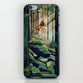 My Therapy iPhone Skin