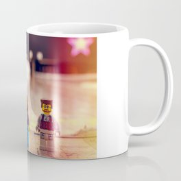 The Big Legowski Coffee Mug