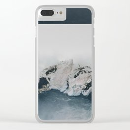 Rocky Mountain National Park Clear iPhone Case