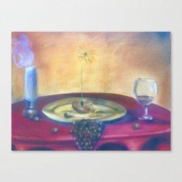 Still life 1 Canvas Print