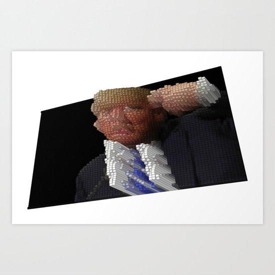 Political Animal Art Print