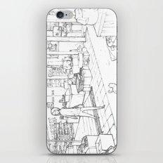 Little Cat's Journey iPhone & iPod Skin