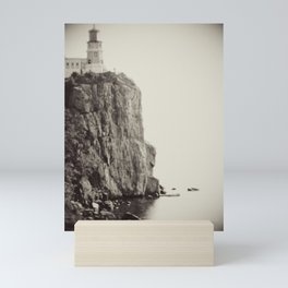 Split Rock Lighthouse in Duluth *Original photography Mini Art Print