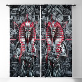 The Future King Blackout Curtain