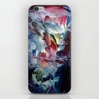 angel iPhone & iPod Skins featuring Angel  by ART de Luna