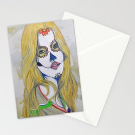 """""""Guera"""" or """"Blondie"""" Stationery Cards"""