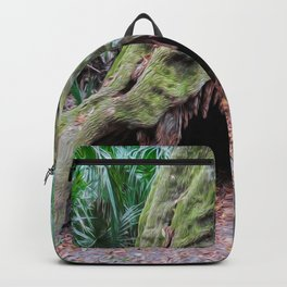Interesting Tree Trunk Backpack