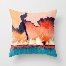 Dawn Out Throw Pillow