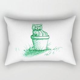 Catctus Rectangular Pillow