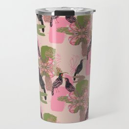 Huias and Proteas Travel Mug
