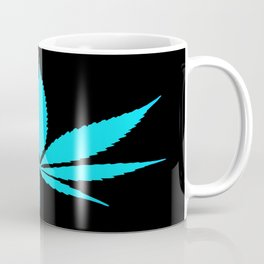 Weed : High Time Blue Coffee Mug