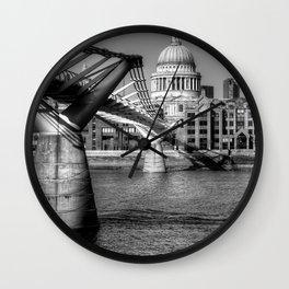 St Pauls, London Wall Clock