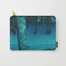 Nightime in Gissei Carry-All Pouch
