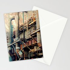 Pipe Dreams II  Stationery Cards
