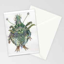 uncle bobo Stationery Cards