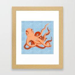 Octopus Please! Framed Art Print