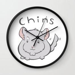 Chins Wall Clock