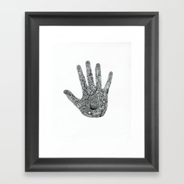 From the Caves Framed Art Print